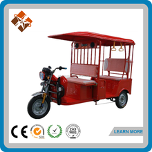China leading supplier passenger electric cabin tricycle for sale