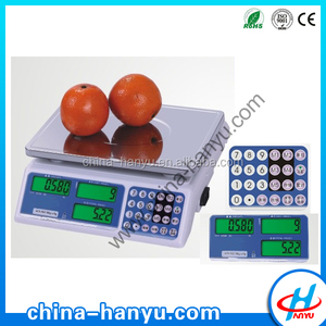 HX-J1/HX-J2 30kg good quality digital electronic counting scale