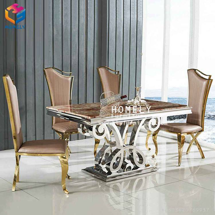 Royal baroque led round table sale