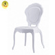 Cheap Ghost Clear Transparent Wholesale Acrylic Chair JC-J02