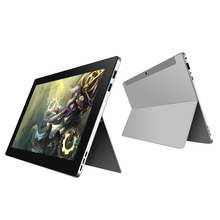 Tablet/Laptop 2-In-1 Window S 10 <span class=keywords><strong>Notebook</strong></span> Komputer dengan Keyboard Dilepas Intel Quad Core prosesor 4 + Penyimpanan 64 GB