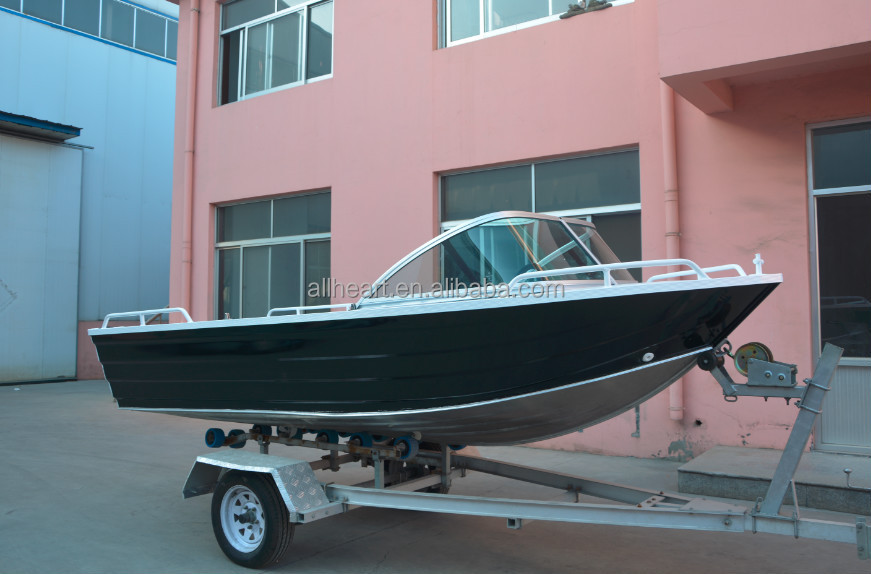 14ft Ce Certification Aluminum Fishing Boat With