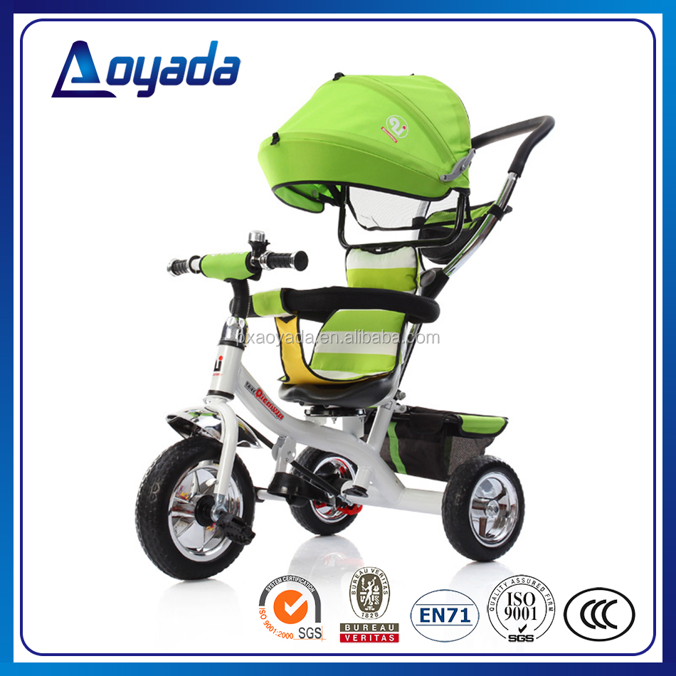 Hot sale kids tricycle with fat bike tire / kids tricycle from Chinese supplier / child trike with alloy wheel on sale