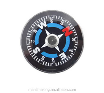 20mm compass to the north decoration compass