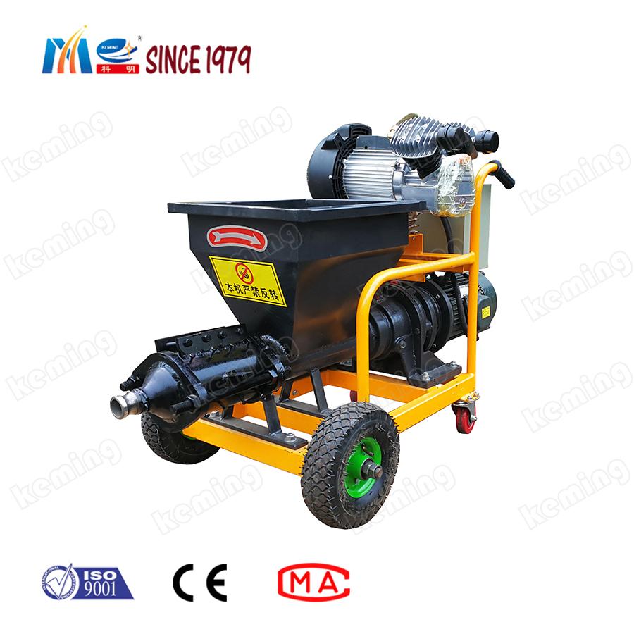 Putty Powder Ready-mixed Mortar Spraying Machine Wall Putty Spray Machine