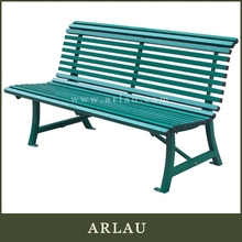 Arlau decking bench seat,china wholesale commercial outdoor furniture bench,outdoor furniture street furniture for park