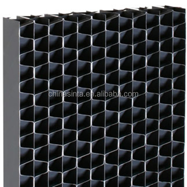 Ventilation Cellular Air Inlet PVC Louvers