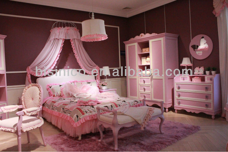 Princess Kids Bedroom Set, Princess Kids Bedroom Set Suppliers And  Manufacturers At Alibaba.com  Princess Bedroom Set