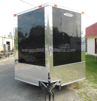 Snack Machines Customized craigslist food trailer