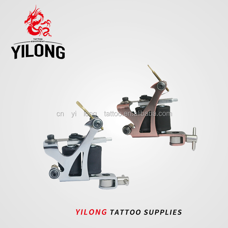 Yilong Professional Steel Wire Cutting Frame Tattoo Coil Machines