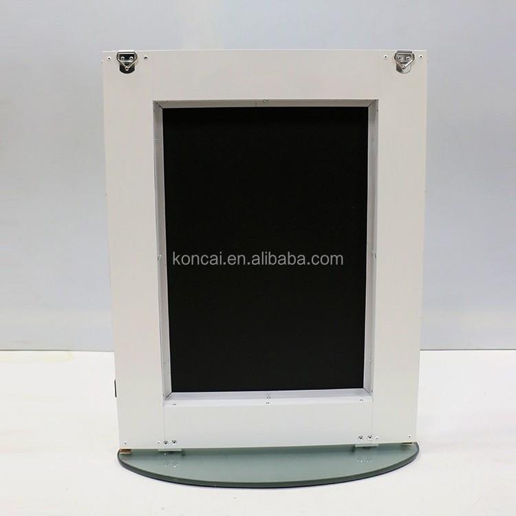 professionelle kosmetikspiegel hollywood stil make up spiegel mit gl hbirnen buy product on. Black Bedroom Furniture Sets. Home Design Ideas