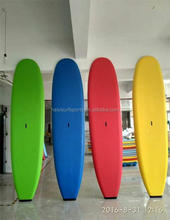 Hot koop foam board surfboard paddle board sup zachte stand up paddle board