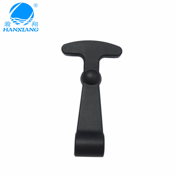 High quality T-shape rubber latch for ice cooler basket