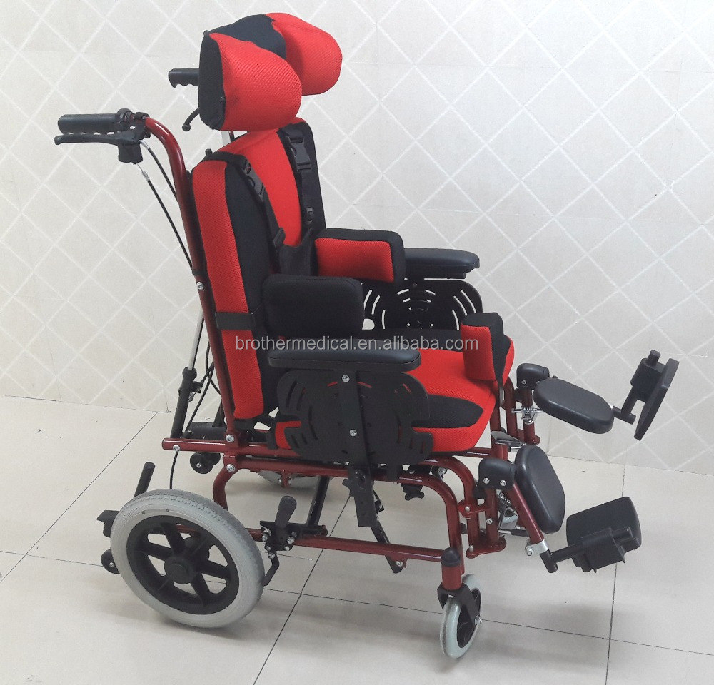 Reclining/cerebral Palsy Wheelchair/disabled Chairs For Cerebral ...