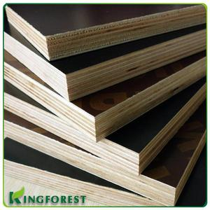 18mm shouguang film faced plywood for wholesales