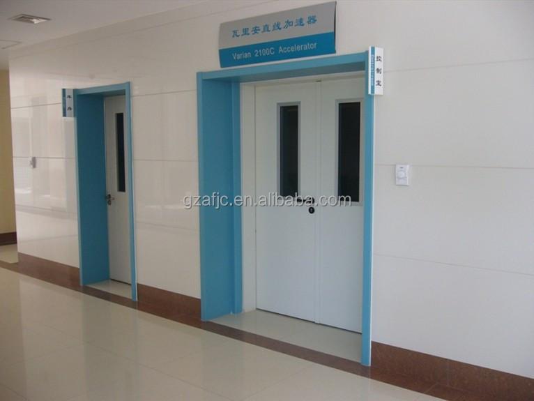 Guangzhou operating room door hospital surgery room doors for Door design lab