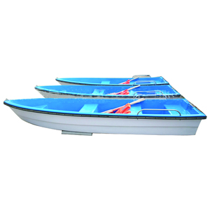 Water plastic boats