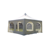 Beautiful design and appearance outdoor spire folding family garden gazebo tent for sale