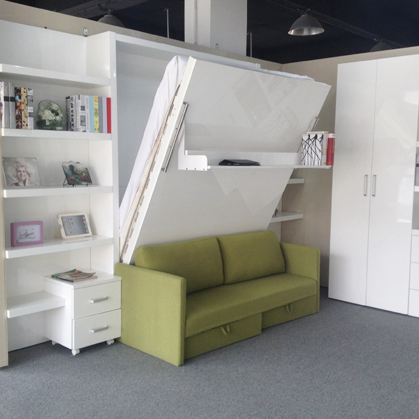 Bunk Bed With Fold Out Couch