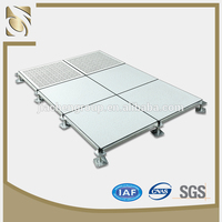 Modern design machine anti-static raised access flooring high quality