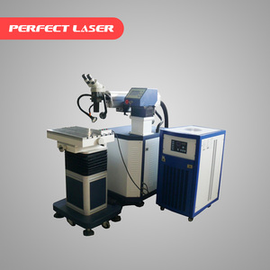 300W mould laser welding machine price laser mould repairing machine for plastic injection
