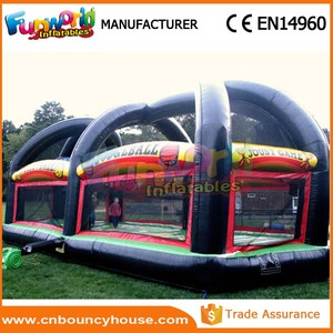Giant all-in-one sports arena inflatable sports games
