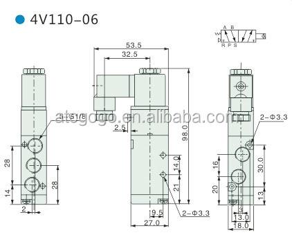 HTB160eVGXXXXXafXFXXq6xXFXXXg 5 3 24vdc airtac solenoid valve pneumatic air valve 12v dc 4v210 airtac 4v210-08 wiring diagram at soozxer.org
