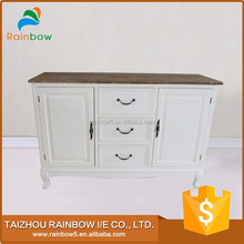 Supplier hall cabinets furniture small wooden storage drawers