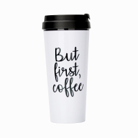 Why US Luxury Brands Custom this 16oz Double Wall Reusable Plastic Travel Coffee Mug