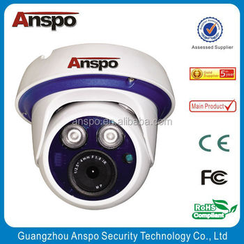 Security System CCTV Camera , AHD Dome Camera , Anspo Factory Direct