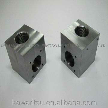 China low cost high precision CNC machining aviation spare components
