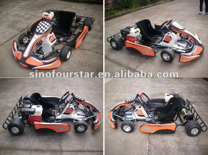 9HP 270CC LIFAN Engine Racing Go Kart SX-G1101(LX9)-1A
