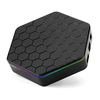 T95Z plus Android TV Box 3GB RAM 32GB ROM, Android 7.1 TV Box Amlogic S912 Octa Core Dual 2.4/5.0 GHz WiFi Support 1000M LAN