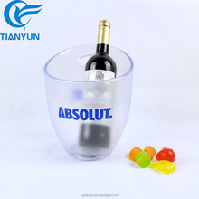 Thick plastic cheap beer bucket ice wholesale