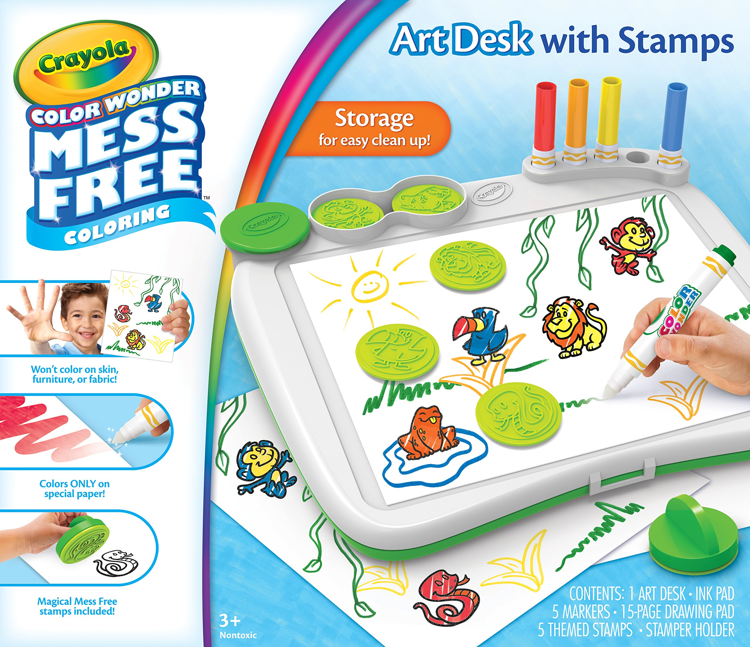 buy crayola color wonder mess free airbrush kit in cheap price on