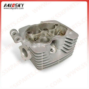 HAISSKY cg motorcycle parts cg125 125cc motorcycle cylinder head