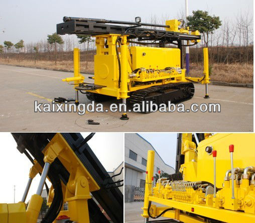 New well KW20PW water well drilling rig & rotary drilling rig