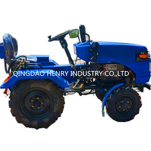 china 4wheel 2wd mini farm tractor