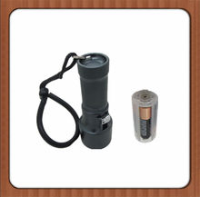 CV01High Power Professional compact dive equipment/cheap 300 lumen cree led Diving Flashlight