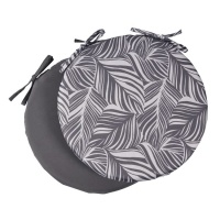 Cushion round chair seating indoor outdoor pillows and cushions