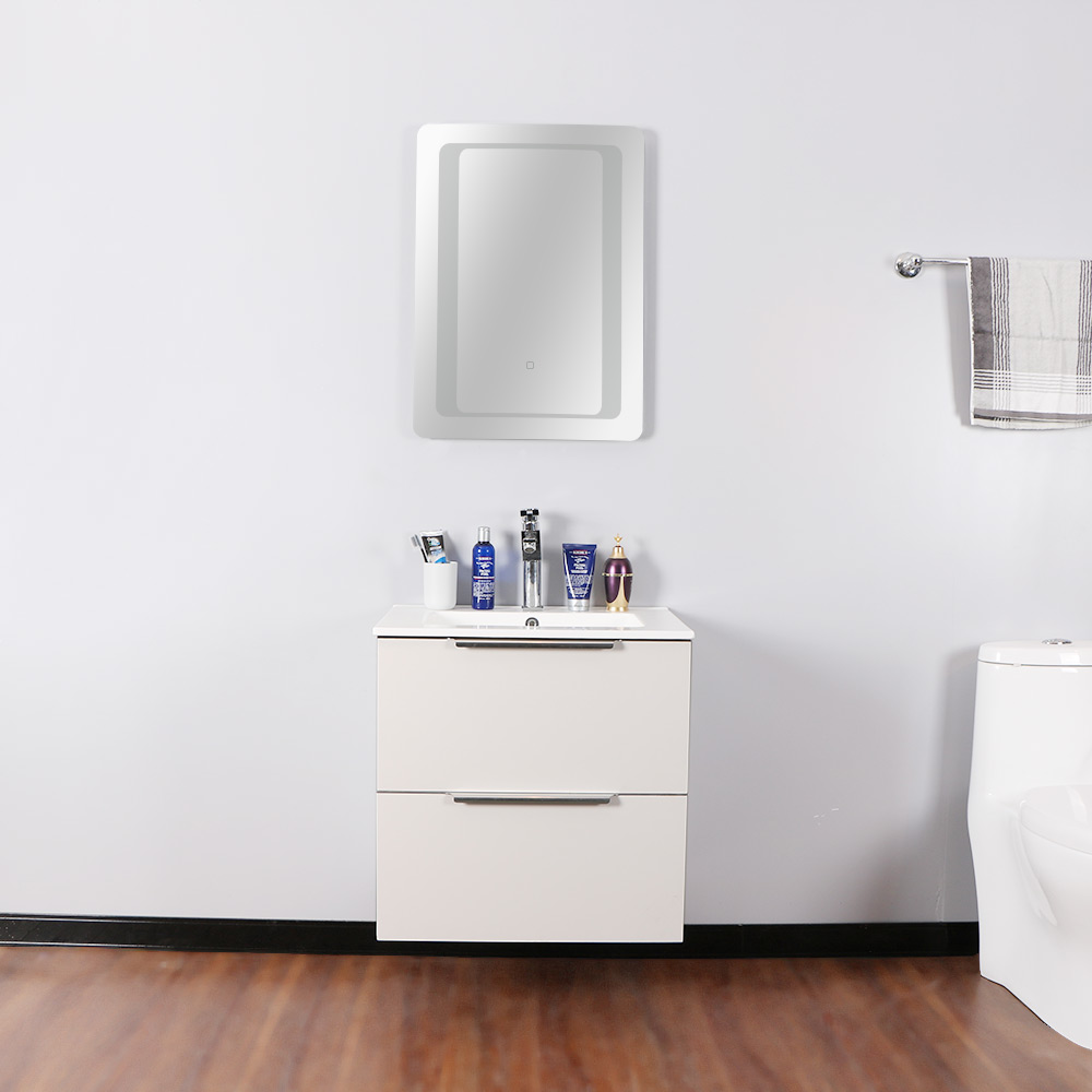Mirror Photo Booth Tv Laundry Sink Cabinet White & Black Basin ...