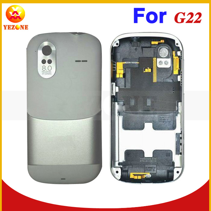 Original New Housing For HTC Amaze 4g G22 Complete Cover Rear Housing Back Battery door