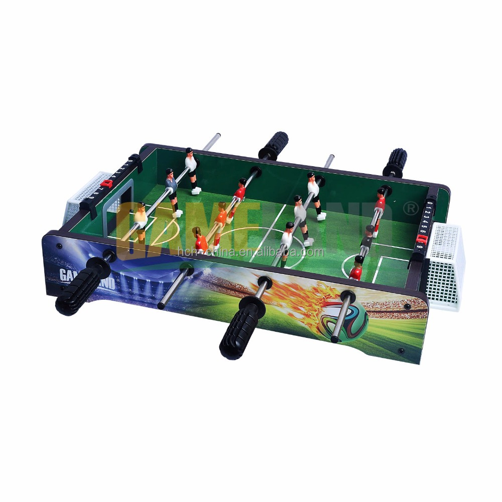 Mini Football Table Soccer Table With Customized Design