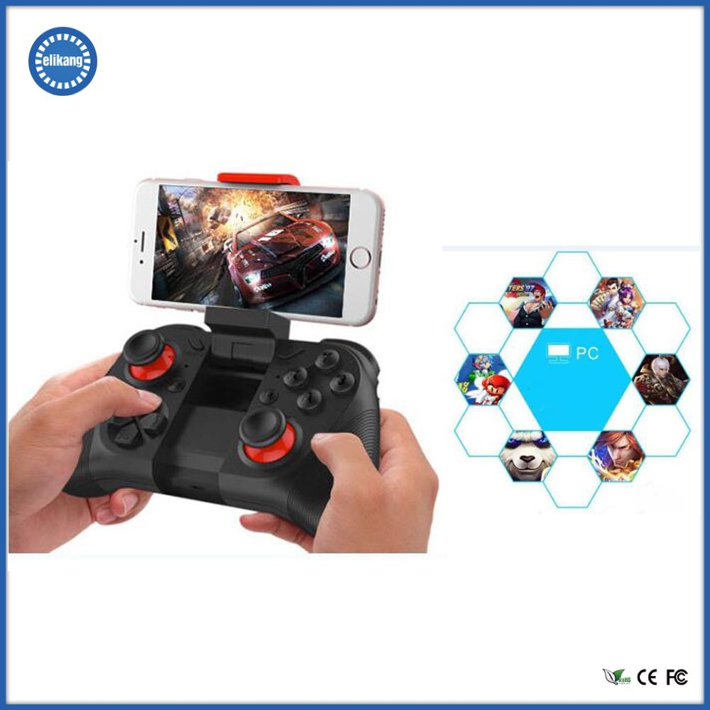 2016 Newest Android, IOS, PC, Supported Mini Bluetooth Game Controller