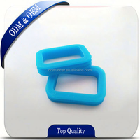 Professional Custom design industrial silicone conductive rubber o-rings/rohs