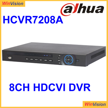 Dahua Hcvr7208a Dvr 8ch With 1080p Realtime H.264 Compression ...