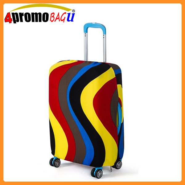 Bubble cloth Travel Luggage Bag Trolley Suitcase Cover Protective Cloth