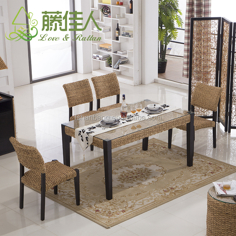 Wholesale Asian Vietnam Luxury Classic Home Hotel Water Hyacinth ...