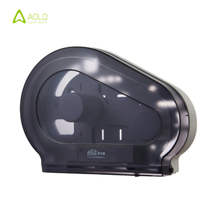 AOLQ/SBF public toilet paper towel dispenser double roll,spare toilet paper roll holder
