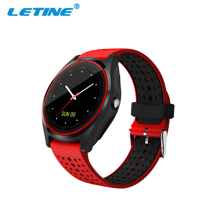 2018 Trending Products Ce Rohs V9 Bluetooth SmartWatch Android DZ09 Sport Smart Watch <strong>Sim</strong>